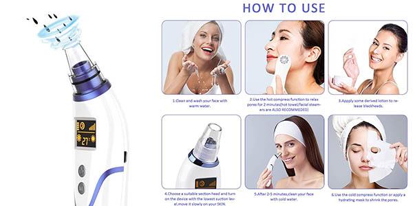removedor de poros Aonsy 5 de relación calidad-precio alta
