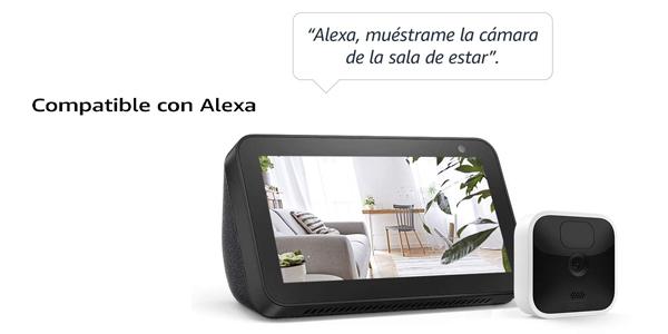 Reserva la nueva Blink Indoor con vídeo HD y audio bidereccional en Amazon