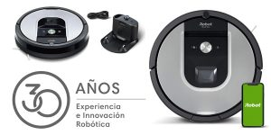 Robot aspirador Roomba 971 barato en Amazon