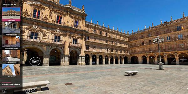 Salamanca tour virtual gratis