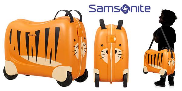 Samsonite Dream Rider maleta infantil chollo