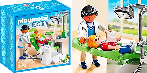 Set Dentista con paciente de Playmobil barato