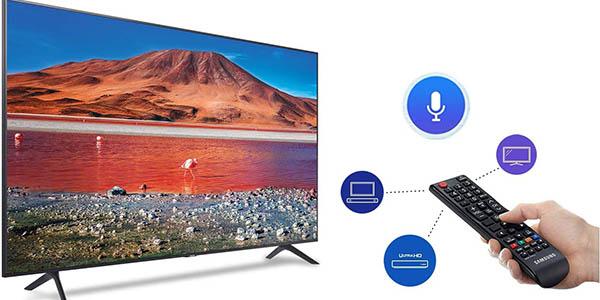 """Smart TV Samsung Crystal 2020 43TU7095 UHD 4K de 43"""" en Amazon"""