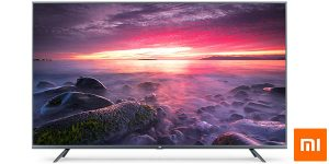 "Smart TV Xiaomi Mi TV 4S UHD 4K de 55"""