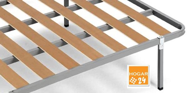Somier Hogar24 90 x 190cm Fabricación nacional chollo en Amazon