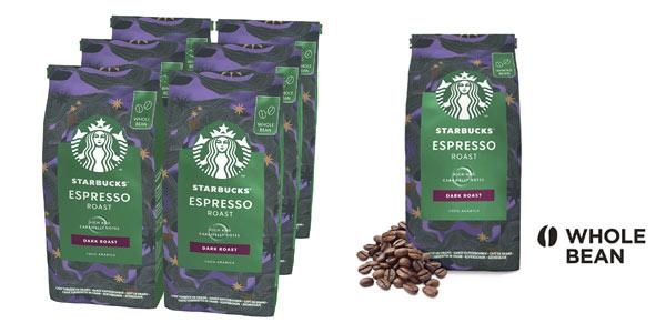 Starbucks Espresso Roast Dark Roast barato