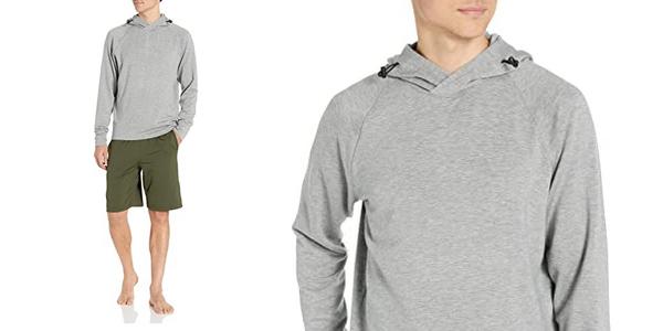 Sudadera Amazon Peak Velocity Yoga Luxe Fleece Pullover Hoodie para hombre barata en Amazon