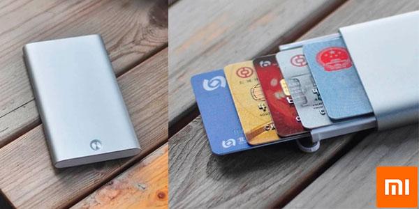 Tarjeterometálico Xiaomi barato