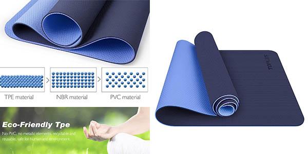 Toplus mat para yoga a precio de chollo