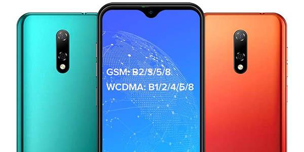 Smartphone Ulefone Note 8 3G en varios colores