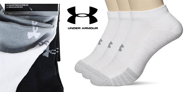 Under Armour UA Heatgear calcetines a precio de chollo