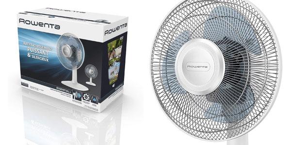 Ventilador de mesa Rowenta Essentials VU2310 barato en Amazon