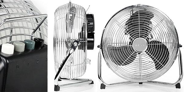 Ventilador de suelo Tristar VE-5933 con circulador de aire barato