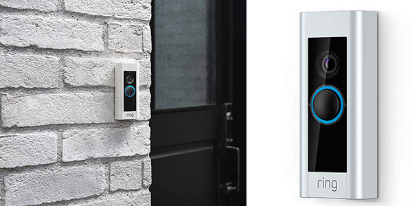Timbre Ring Video Doorbell Pro barato