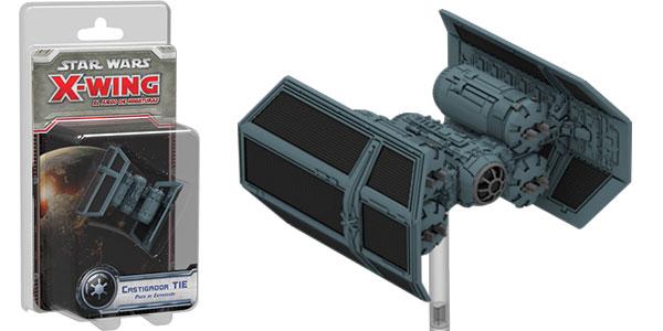 Juego X-Wing: Castigador TIE de Star Wars barato