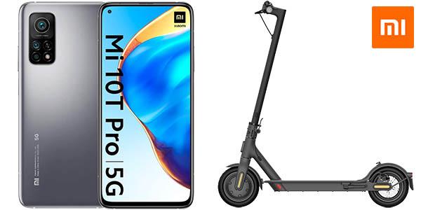 Xiaomi Mi 10T Pro + Patinete Mi Electric Scooter Essential