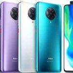 Xiomi POCO F2 Pro en varios colores