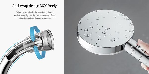 Xiaomi Youpin cabezal para manguera de ducha chollo