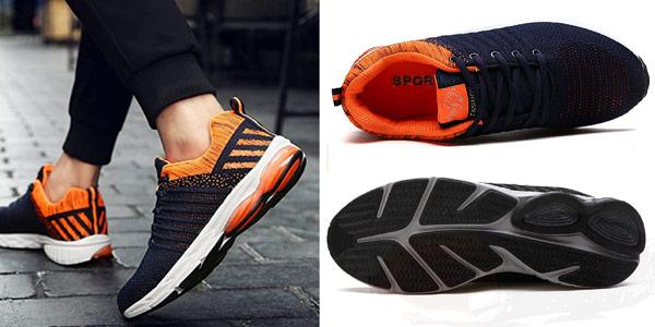 Zapatillas deportivas Neoker oferta para hombre