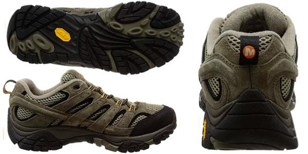 Zapatillas de senderismo Merrell Moab 2 Vent para hombre baratas