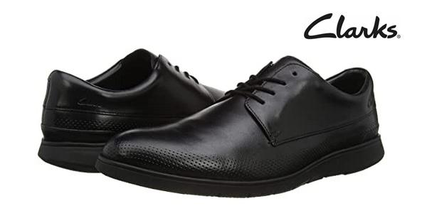 Zapatos de cordones Clarks Helston Walk para hombre baratos en Amazon