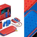 Nintendo Switch edición Mario barata en Amazon