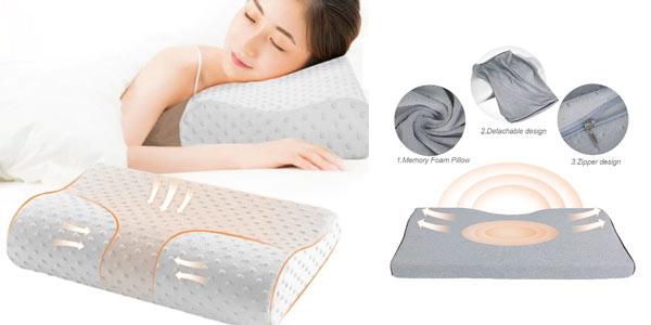 almohada cervical en oferta en AliExpress
