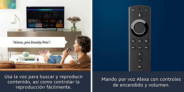 Amazon Fire TV Stick 4K alta resolución oferta