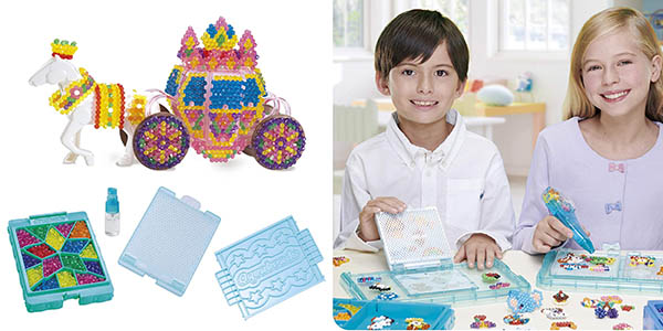 Aquabeds set carruaje de cristal 3D chollo