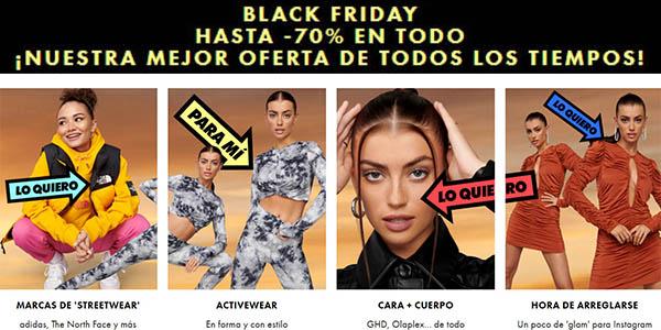 Asos ofertas Black Frday ropa outlet 2020