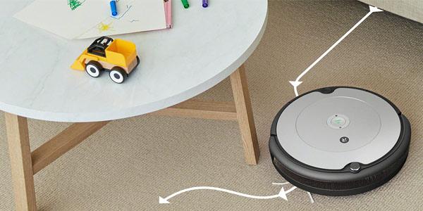 Robot aspirador Roomba 694 chollazo en El Corte Inglés