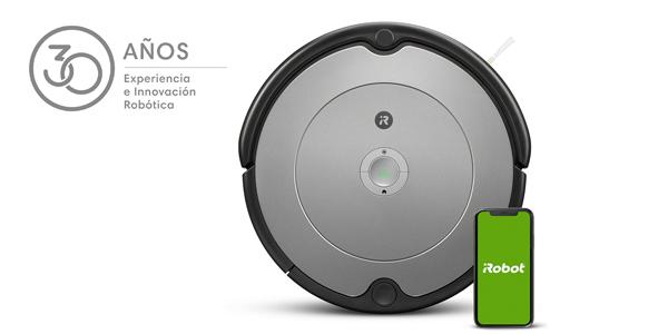 Robot aspirador Roomba 694 barato en El Corte Inglés