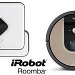 aspirador Roomba 976 a precio de chollo y regalo robot friegasuelos iRobot Braava