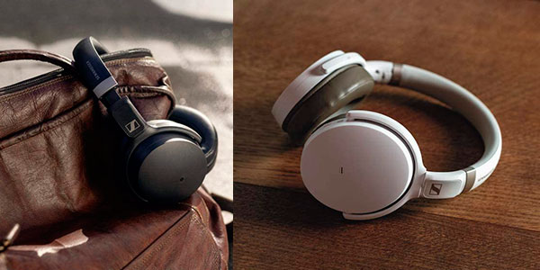 Auriculares Sennheiser HD 450BT inalámbricos con ANC y Bluetooth 5.0 baratos