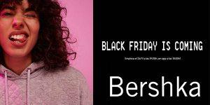 Bershka Black Friday ofertas 2020