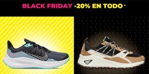 Black Friday en Sprinter con un 20% de descuento en todo
