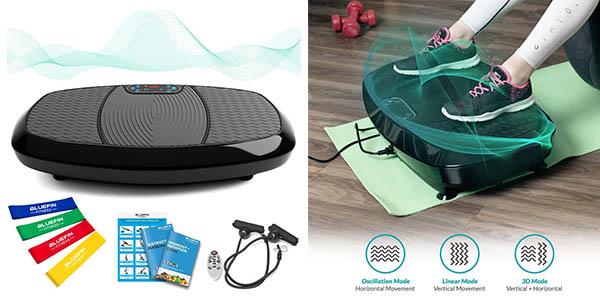 Bluefin plataforma vibratoria 3D fitness chollo