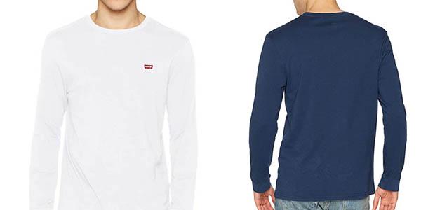 camiseta Levi's LS Original HM Tee barata