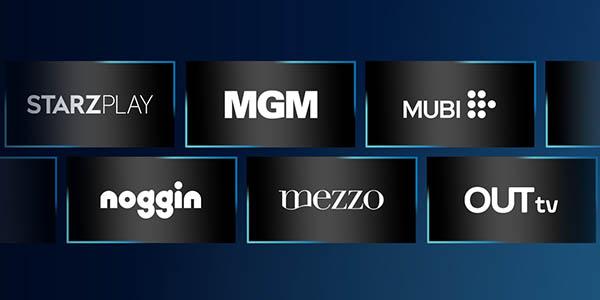 Canales de Prime Video Channels