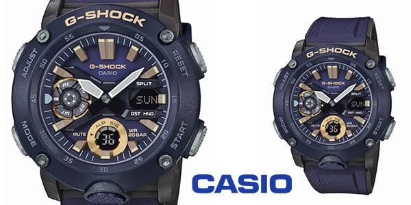Casio G Shock Ga2000-2AER reloj oferta
