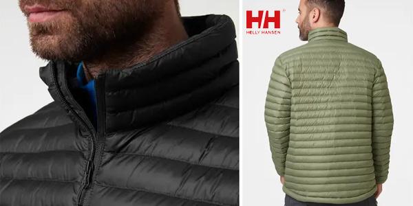 Chaqueta acolchada Helly-Hansen Sirdal Insulator Jacket para hombre chollazo en Amazon