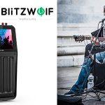 Chollo Altavoz inalámbrico BlitzWolf BW-DM1 de 30 W con pantalla y micro
