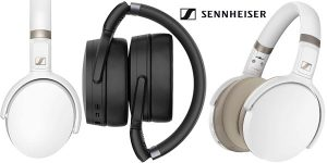 Chollo Auriculares Sennheiser HD 450BT inalámbricos con ANC y Bluetooth 5.0