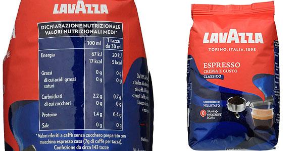 Chollo Café en grano tostado Lavazza Crema e Gusto Classico de 1 kg