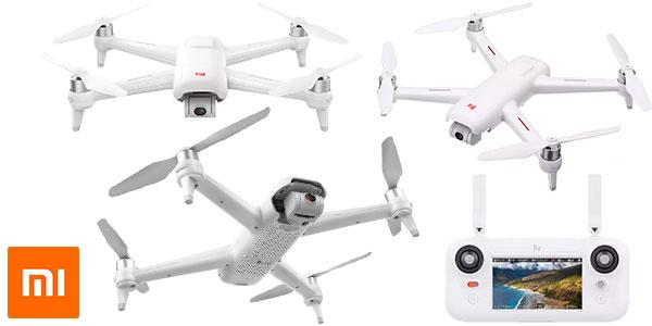 Dron Xiaomi Mi Fimi A3 con GPS y cámara Full HD