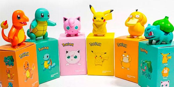 Chollo Figuras de Pokémon