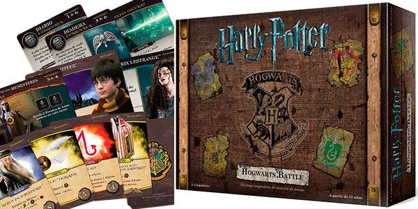 Chollo Juego Harry Potter Hogwarts Battle