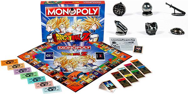 Chollo Monopoly Dragonball Z