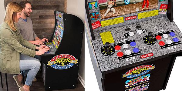 Chollo Máquina arcade Street Fighter 2