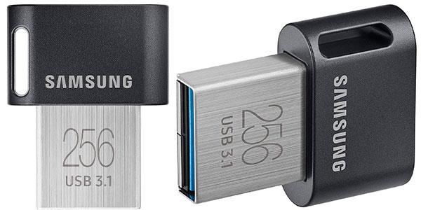 Chollo Pendrive Samsung FIT Plus de 256 GB